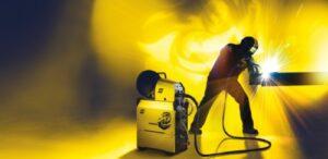 История компании, которая стала брендом в мире электросварки - ESAB